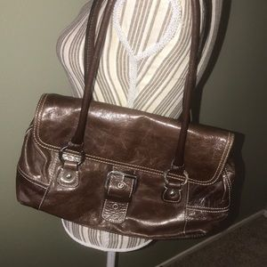 Giani Bernini brown purse